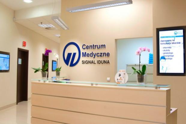 Warszawa: nowe centrum medyczne Signal Iduna