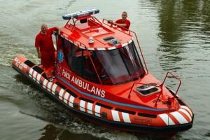 Ustka: kupują pierwszy w Polsce morski ambulans