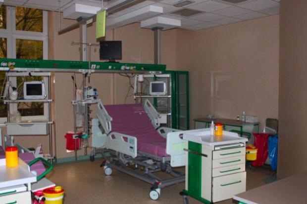 Wrocław: nowy oddział anestezjologii i intensywnej terapii DCChP