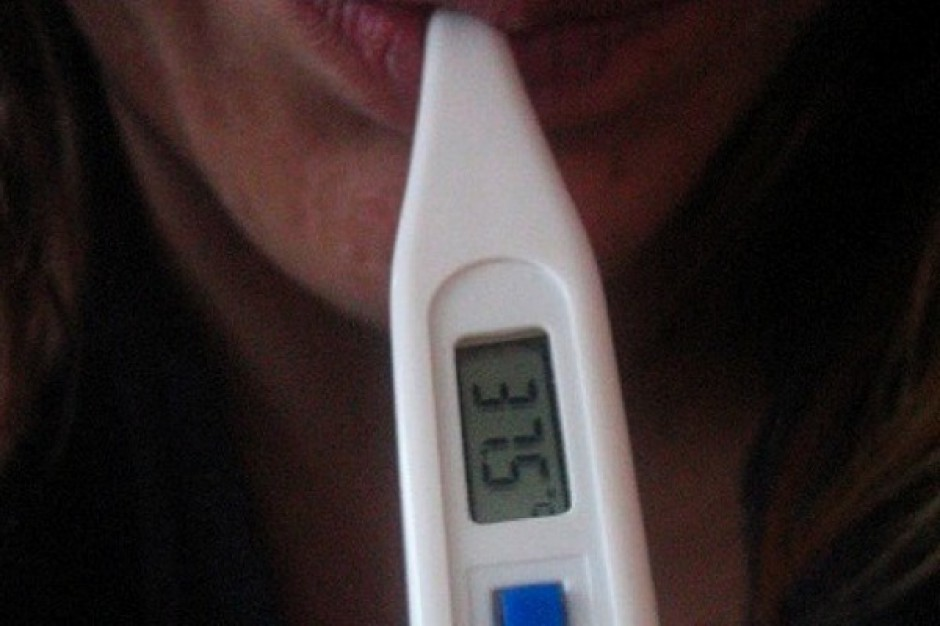 Kłopot z termometrami elektronicznymi