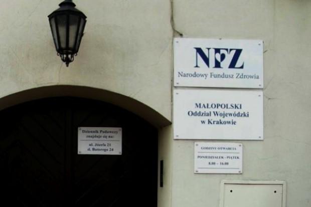 NFZ: w planach przeprowadzki do własnych siedzib
