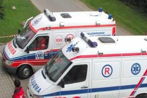 Zabrze: ratownicy WPR uratowali kobietę w stanie głębokiej hipotermii