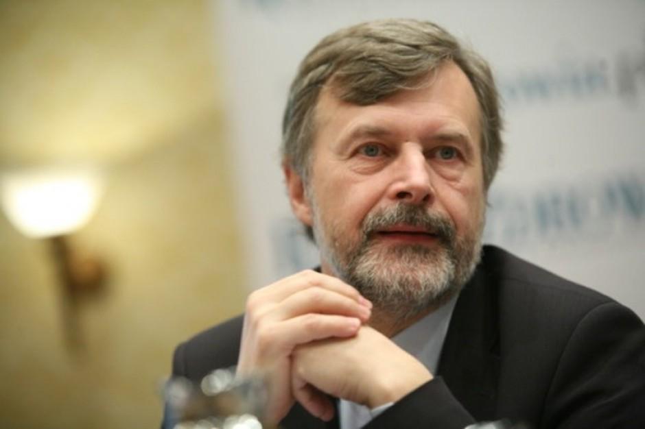 Marek Balicki: brak palarni w szpitalach psychiatrycznych - niehumanitarny