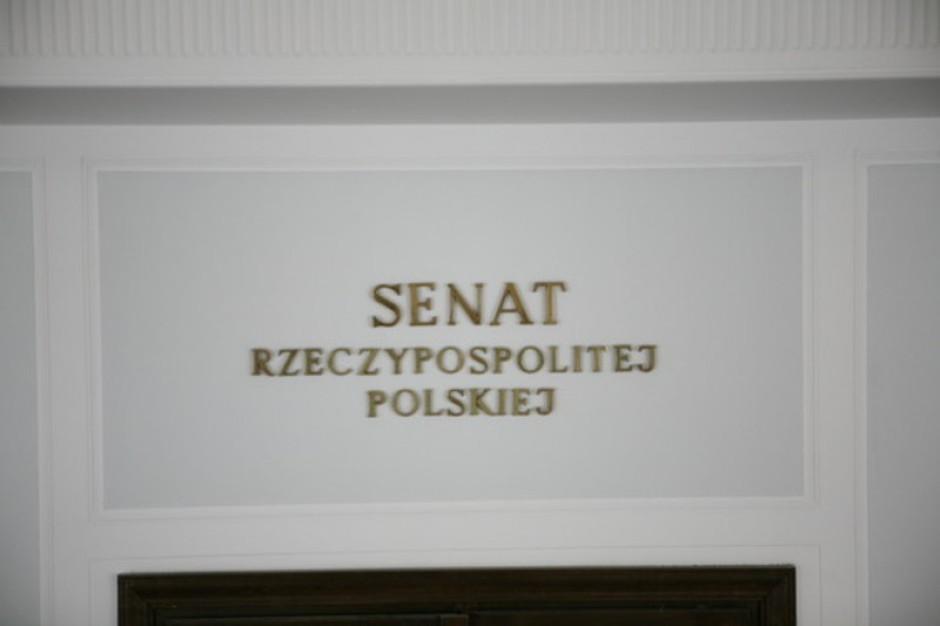 Senat: ustawa okołobudżetowa bez dodatkowych ulg dla niewidomych