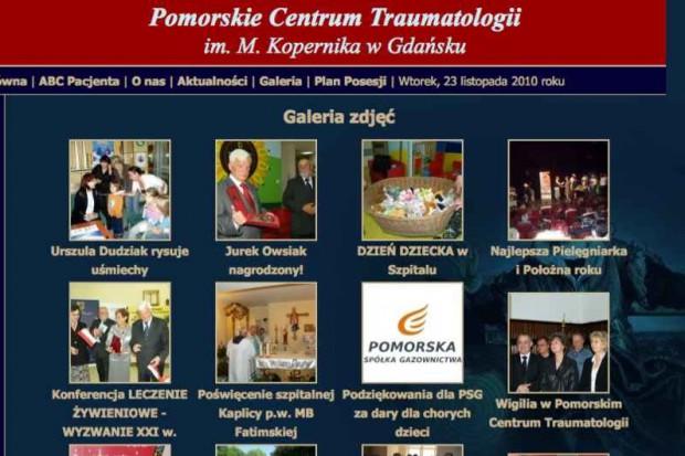 Gdańsk: raport w sprawie nieprawidłowości w PCT wysłany do Ministerstwa