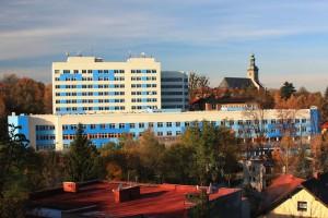 Śląskie: ruszył remont pomieszczeń dwóch oddziałów szpitala w Cieszynie
