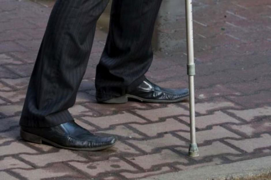 Ustawa o niepełnosprawnych do Trybunału?