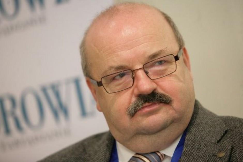 Wrocław: trwa konferencja prasowa rektora AM