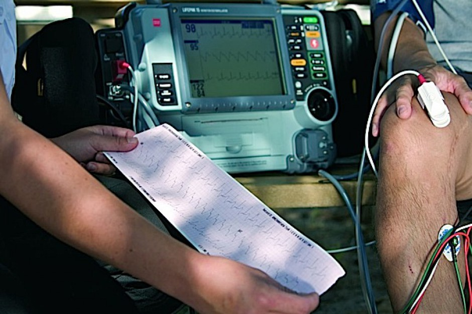 Kraków: pacjenci testują usługi telemedyczne