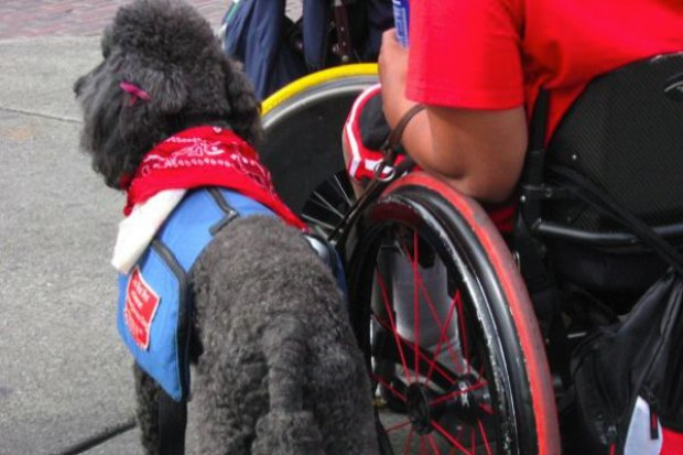 Warszawa: będzie baza danych o miejscach dostosowanych dla niepełnosprawnych