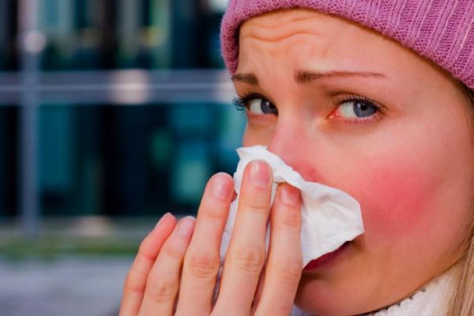 Zachorowalność na grypę na razie w normie
