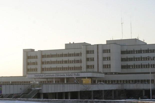 Łódź: NIK o zarządzaniu Instytutem Centrum Zdrowia Matki Polki
