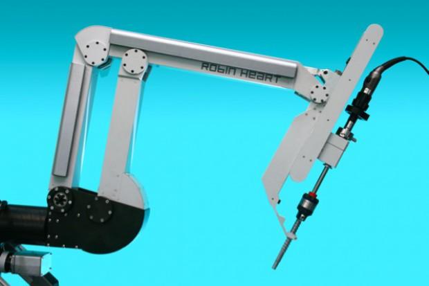Zabrze: pionierska teleoperacja z wykorzystaniem robota Robin Heart