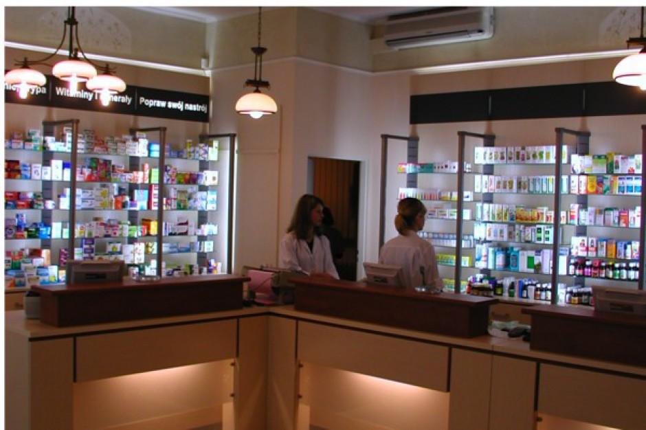 IMS: spadek sprzedaży leków o ponad 5 proc. w listopadzie