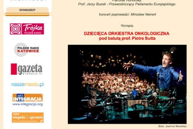 """Bytom: zagra jedyna taka """"onkologiczna"""" orkiestra dziecięca"""