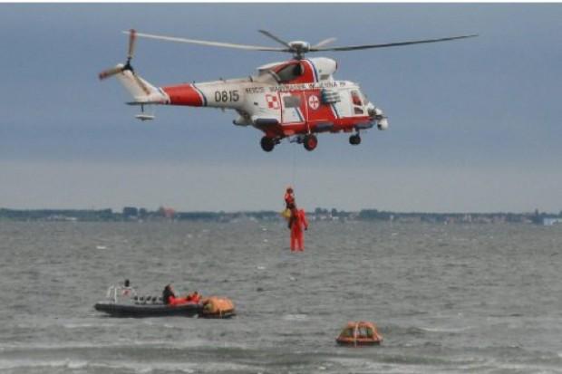 Pomorskie: Anakonda ponownie w akcji ratowniczej na Bałtyku