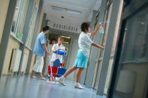 Proszowice: przerwa na dezynfekcję oddziału ginekologii budzi niepokój