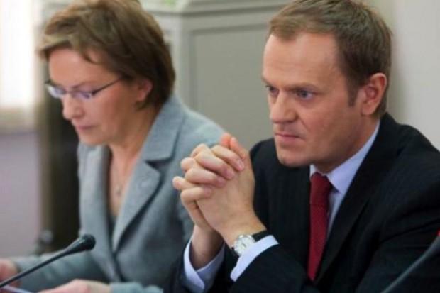 Donald Tusk o wiceministrze Twardowskim: jak nie, to trudno...