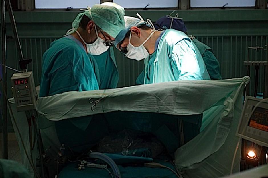 Katowice: 8-latka już po operacji