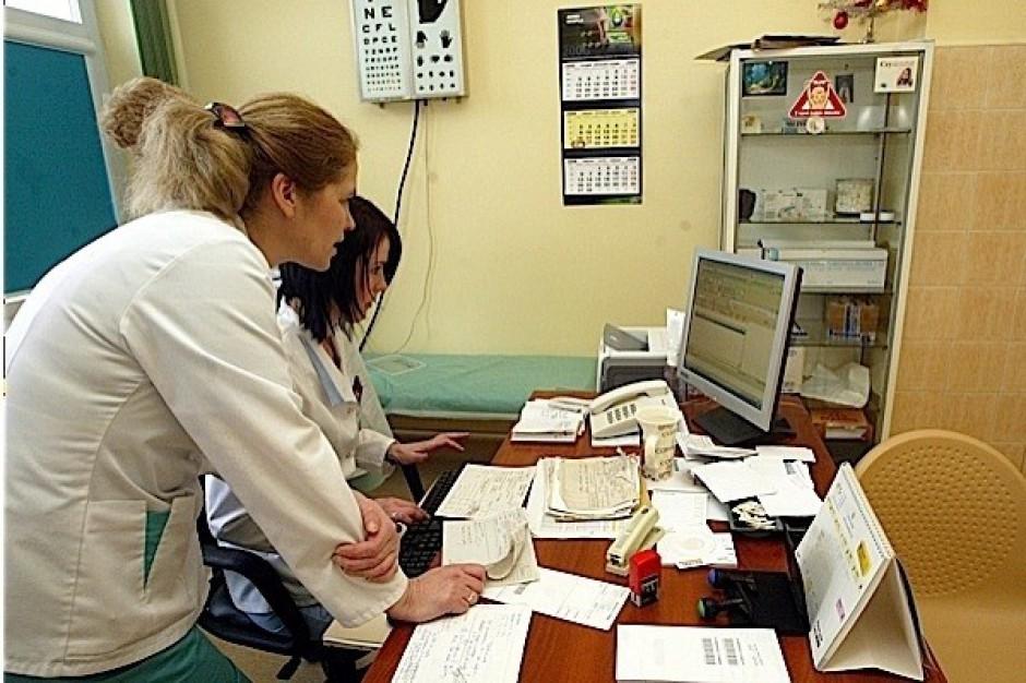 Wielkopolska: lekarze z PZ chcą ograniczenia biurokracji w POZ