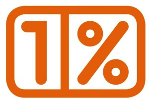 Około 2,5 tys. organizacji charytatywnych nie dostanie 1 proc. podatku