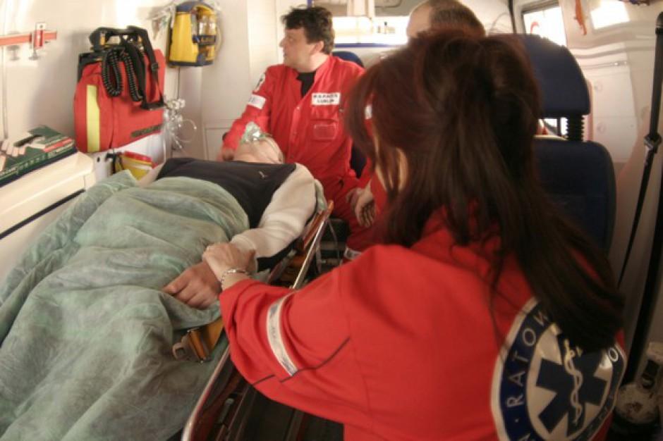 Świętokrzyskie: ratownicy mają dużo pracy