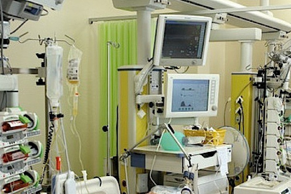 Kołobrzeg: modernizacja intensywnej terapii zakończona