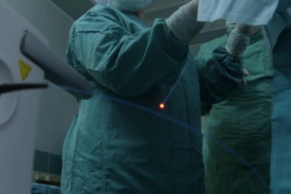 Krapkowice: przeprowadzono operację metodą diatermii chirurgicznej