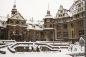 Opolszczyzna: szpital ma opuścić zamek