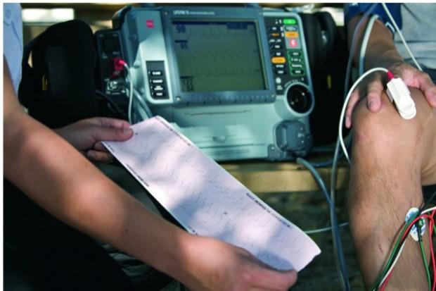 Łódź: nowoczesne defibrylatory w pogotowiu