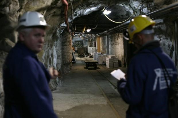 Ostatnie przygotowania do XIX finału WOŚP - zacznie się w kopalni...