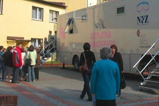 Pomorskie: od 4 września mammobusy ruszają w trasę