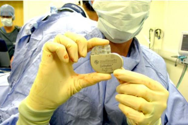 Toruń: tu też będą wszczepiać kardiowertery-defibrylatory