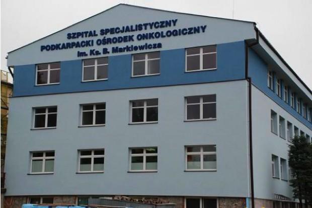 Podkarpackie: samorząd planuje utworzenie regionalnego ośrodka onkologicznego