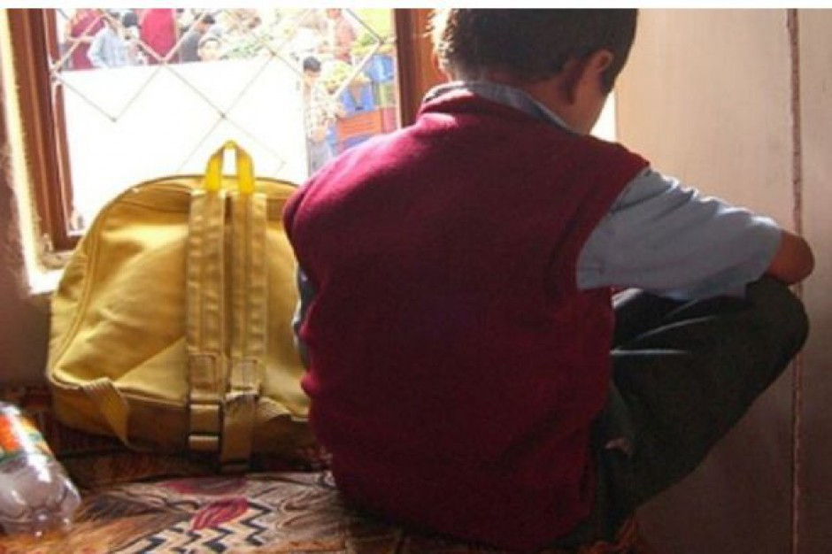 Tyranizowanie w szkole może wpędzić dziecko w nałóg