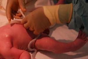 Strzelce Opolskie: prawie 6,5-kilogramowy noworodek opuścił szpital