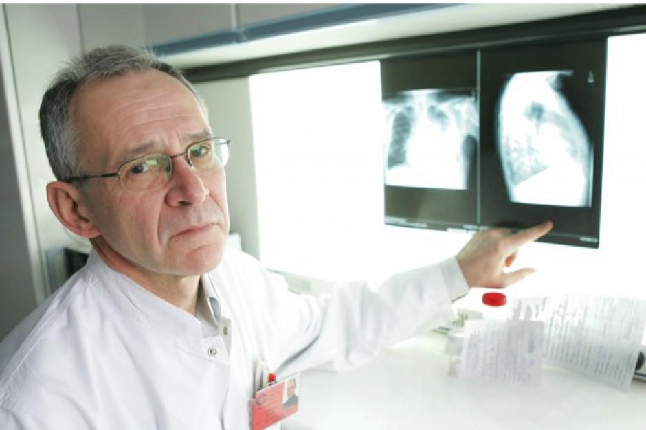Wykrywalność nowotworów płuc: mamy z tym poważny problem