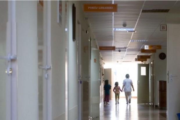 Wrocław: oddziały dziecięce szpitala w nowym gmachu