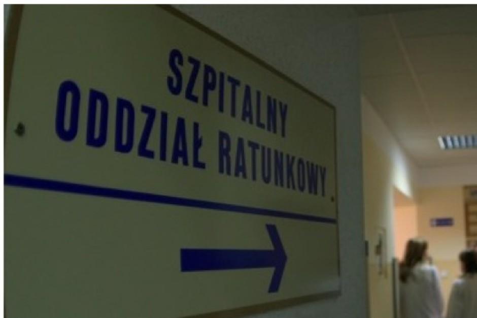 Wielkopolskie: NFZ porozumiał się ze Szpitalem Wojewódzkim w sprawie SOR