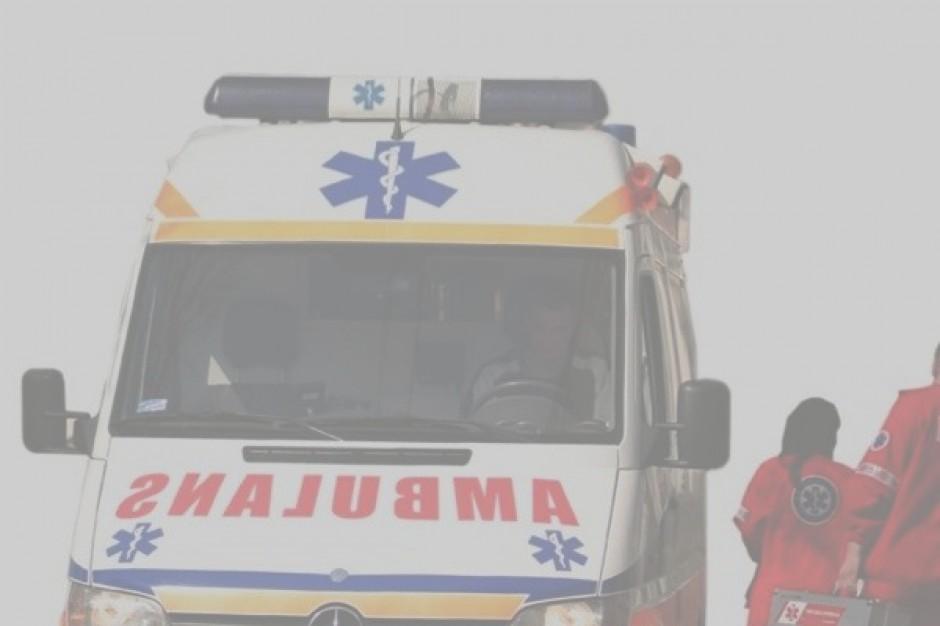 """Nie ma """"zmiłuj się"""": komornik zajął unijne pieniądze na zakup ambulansu dla szpitala"""