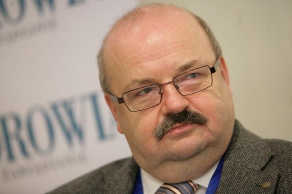 Recenzenci sprawdzą pracę habilitacyjną rektora wrocławskiej Akademii Medycznej