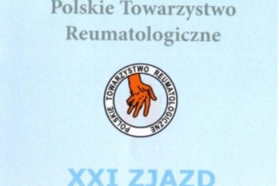 XXI Zjazd Polskiego Towarzystwa Reumatologicznego