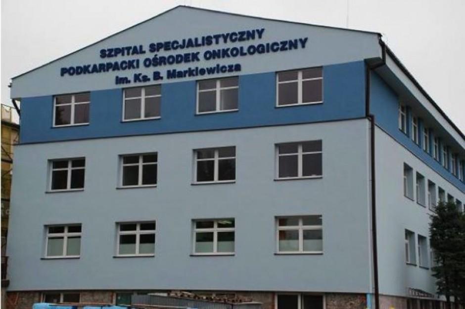 Brzozów: szpital inwestuje w onkologię