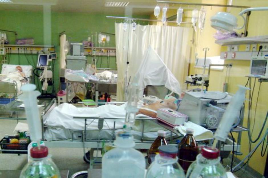 Modernizacja szpitala - to nie zawsze przekłada się na wyższy kontrakt z NFZ