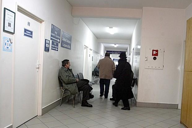Łódź: przymiarki do komercjalizacji szpitali i przychodni