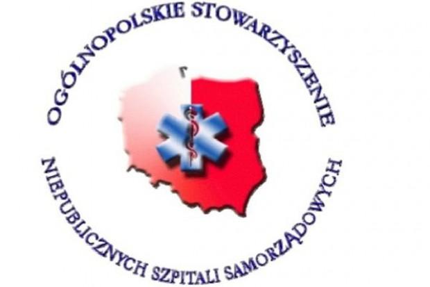 Jażdż-Zaleska: chcemy równych praw dla szpitali samorządowych