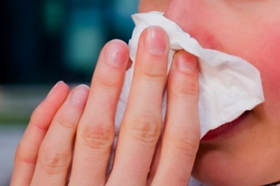 Podlaskie: szczyt sezonu zachorowań na grypę