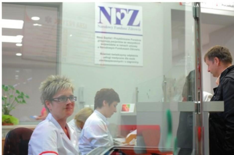 NFZ: projekt zarządzenia w sprawie ambulatoryjnej opieki specjalistycznej
