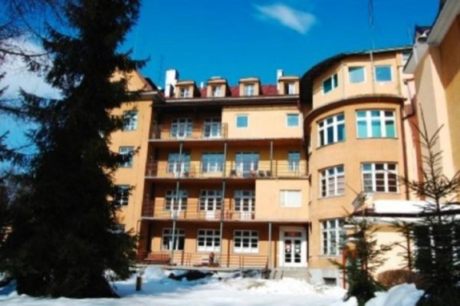 Rabka-Zdrój: szpital przetrwa dzięki pożyczce miasta