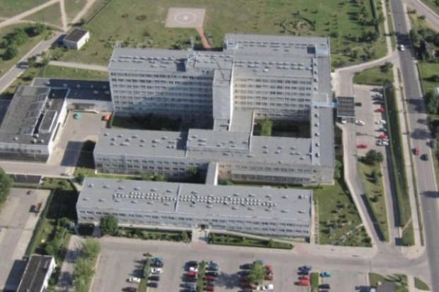 Suwałki: szpital wojewódzki ma nowego dyrektora